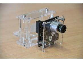 Laser cut Pixy Case 3mm+6mm