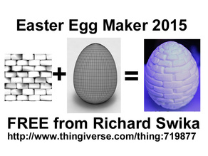 Easter Egg Maker 2015