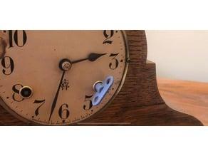 Clock Key - Square