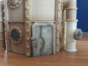Industrial Dome Expansion Set 3