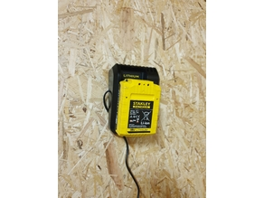 Stanley Fatmax battery charger Wall Mount Type 1