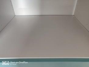 STUVA Boden Verlängerung Hinten / Shelf extension
