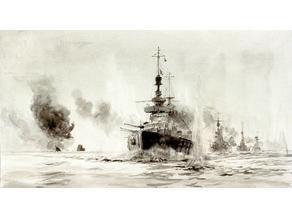 British Battlecruisers and fast Battleships