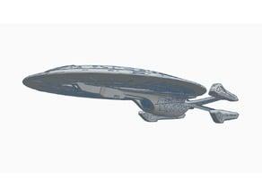 Enterprise E Refit 1, Sovereign Dreadnought
