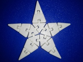 Articulated star