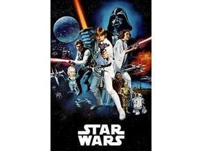 Star Wars New Hope Lithophane