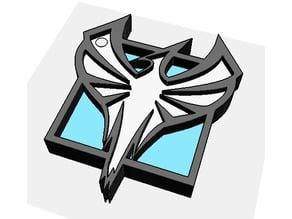 Zofia - Rainbow Six Siege Keychain