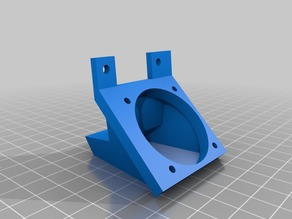 Duct Fan for Sharebot NG