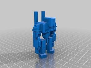 Humanoid Robot D-13