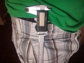 Caliper Holster for your waistband