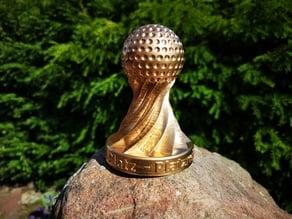 Golf Trophy / Golf Pokal