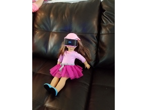 PSVR Headset for American Girl Doll