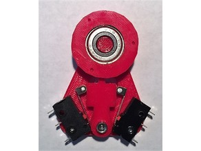 Rotary Encoder Knob Mod