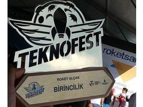 TEKNOFEST İstanbul 2018 Price Logo