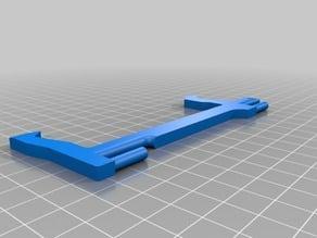 Repuesto de ganchos para puerta de microhondas