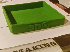 3Dponics - Herb Garden - Bottom lid