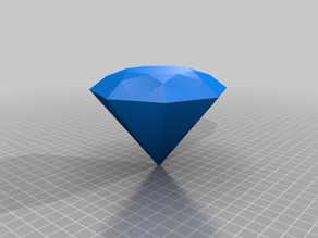 Diamond - Solidworks Model