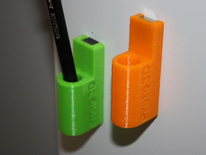 Support pencil magnet