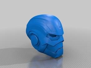 Iron Man GodKiller Helmet