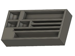Dice Throne Vertical Storage Tray