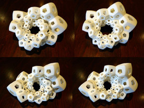 Dodecahedron rings