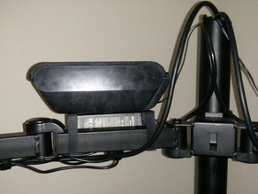 Speaker and AC Adapter Brackets