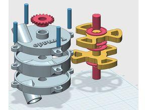 Spinner motor