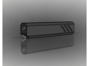 14mm Airsoft suppressor V2