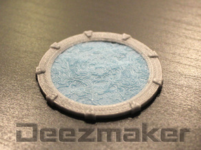 Stargate - Dual Color Print