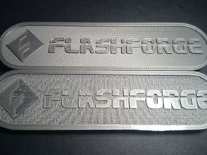 FlashForge Creator PRO Side panel plug