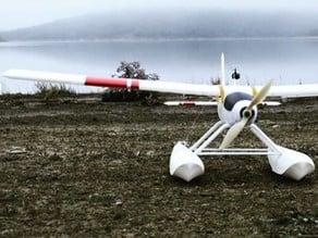 FPV camera mount for RC seaplane Model T