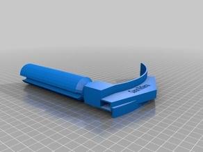 Printable Video Laryngoscope Shell
