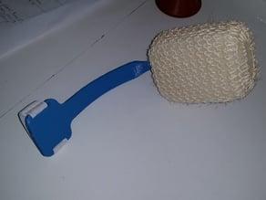 Bath Aid: Sponge Adapter