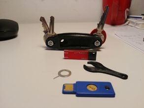 Compact Swiss Keys