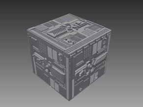 rehnBORG Cube Car