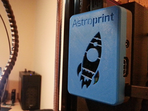 AstroPrint Pi Case
