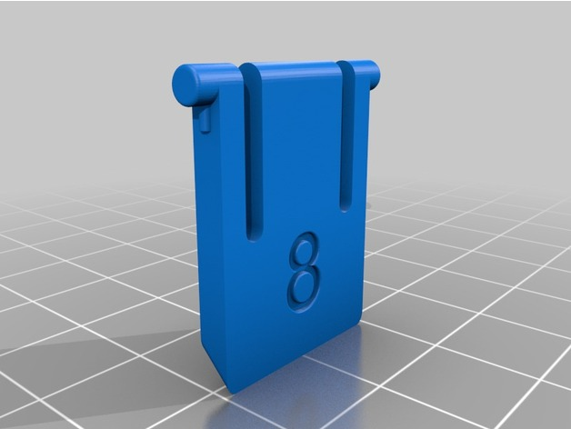 Logitech Keyboard Kickstand Replacement Part By Q8khajah Thingiverse