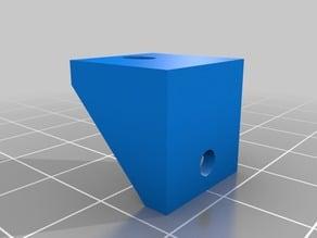 Regalbretthalter/ shelf board holder 15x15mm
