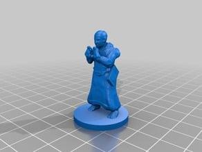 DesktopHero Priest Laying Hands (Dungeon Twister Original proxy)