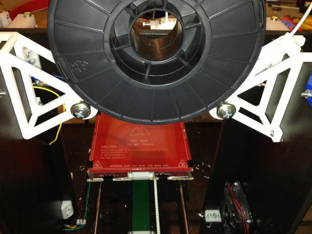Mendel90 spool holder