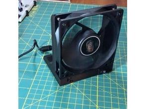 12V PC Fan Base