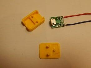 Halter Micro USB