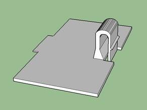 simon battery cover