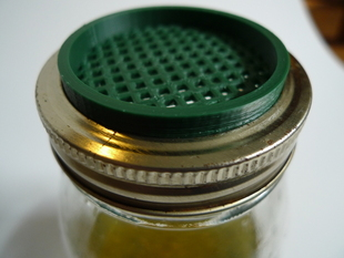 Mason Jar Sprouting Insert