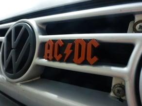 Volkswagen Golf MK 3 AC/DC Edition