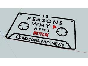 Logo 13 Reasons Why
