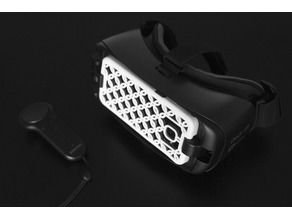 Samsung S7 Pattern case (compatible with VR gear)
