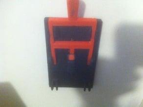 Nubbin plug for Frankenstein Switch Plate (single)