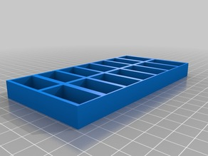 More efficient lego mold