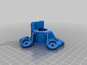 v2 Infill 3D Delta Bot Magnetic Effector remix